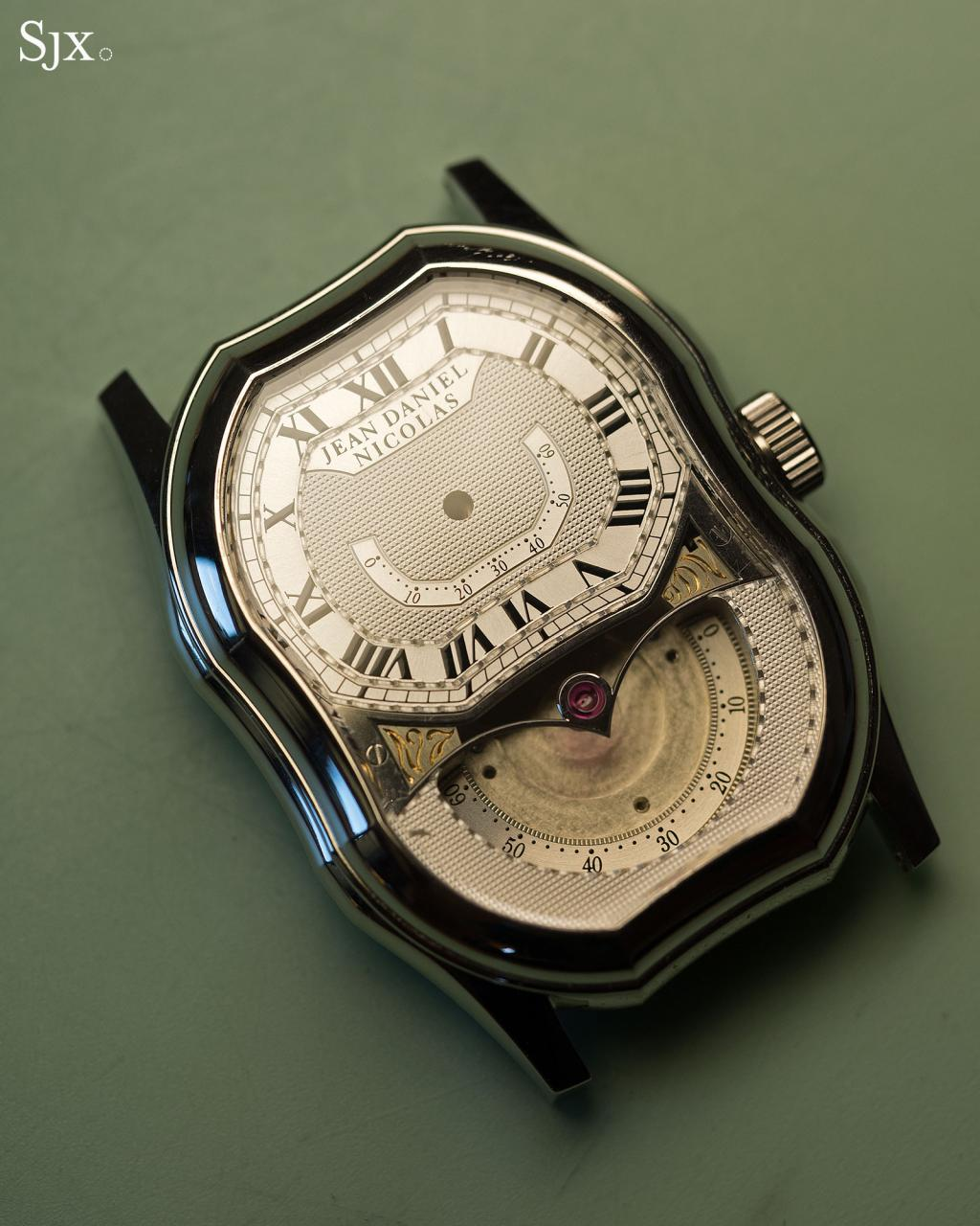 Daniel Roth watchmaker Jean Daniel Nicolas 18