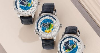 Montblanc Introduces UNICEF World Time Limited Edition with Cities in Arabic, Chinese or English Replica At Lowest Price