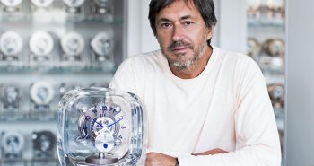 Introducing the Jaeger-LeCoultre Atmos 568 by Marc Newson Replica Watches Young Professional