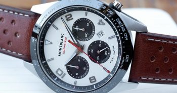 Hands-On with the Montblanc TimeWalker Manufacture Chronograph Low Price Replica