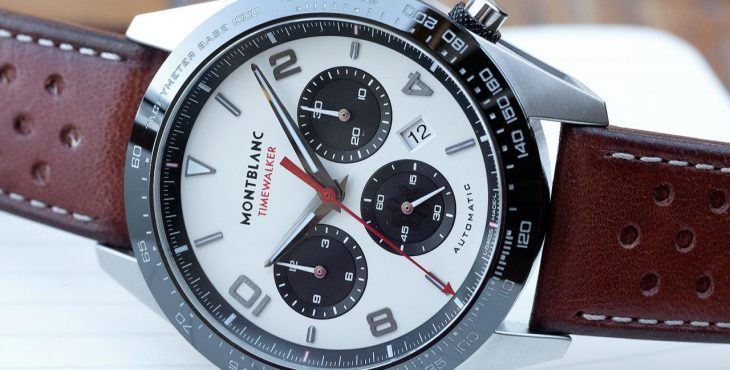Montblanc Montblanc Watches Automatic Price Replica TimeWalker Manufacture Chronograph 6