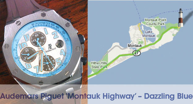 Best Fake Audemars Piguet Royal Oak Offshore Montauk Highway Limited Edition Watch