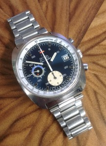 Meet the swiss made funtional Omega Seamaster Chronograph Replica Watch Ref.176.007
