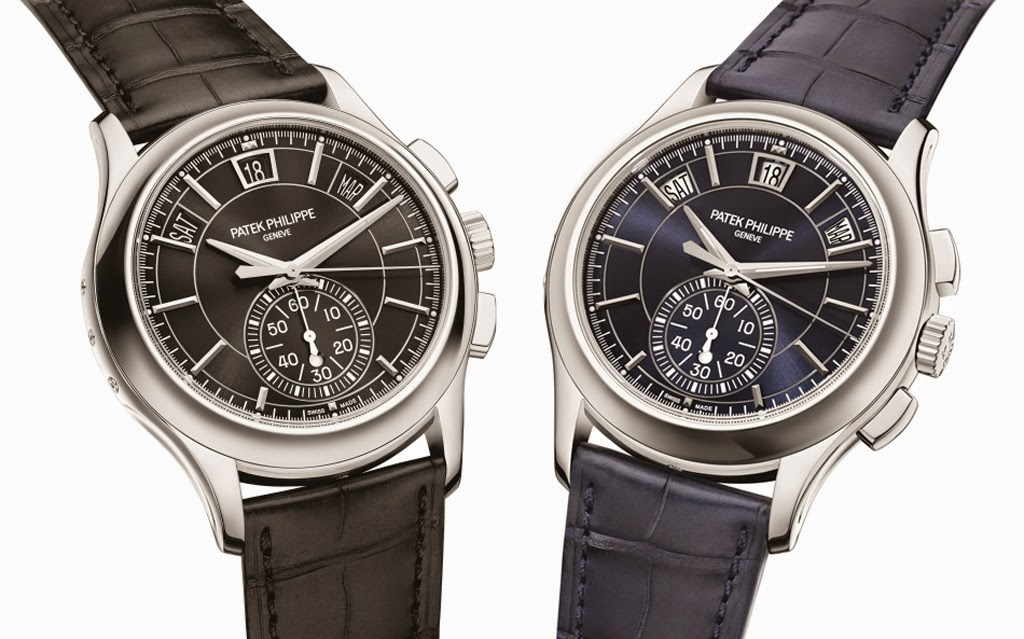 Promotion: Steel Patek Philippe Complications Annual Calendar Chronograph Automatic Replica Watch Ref. 5905P