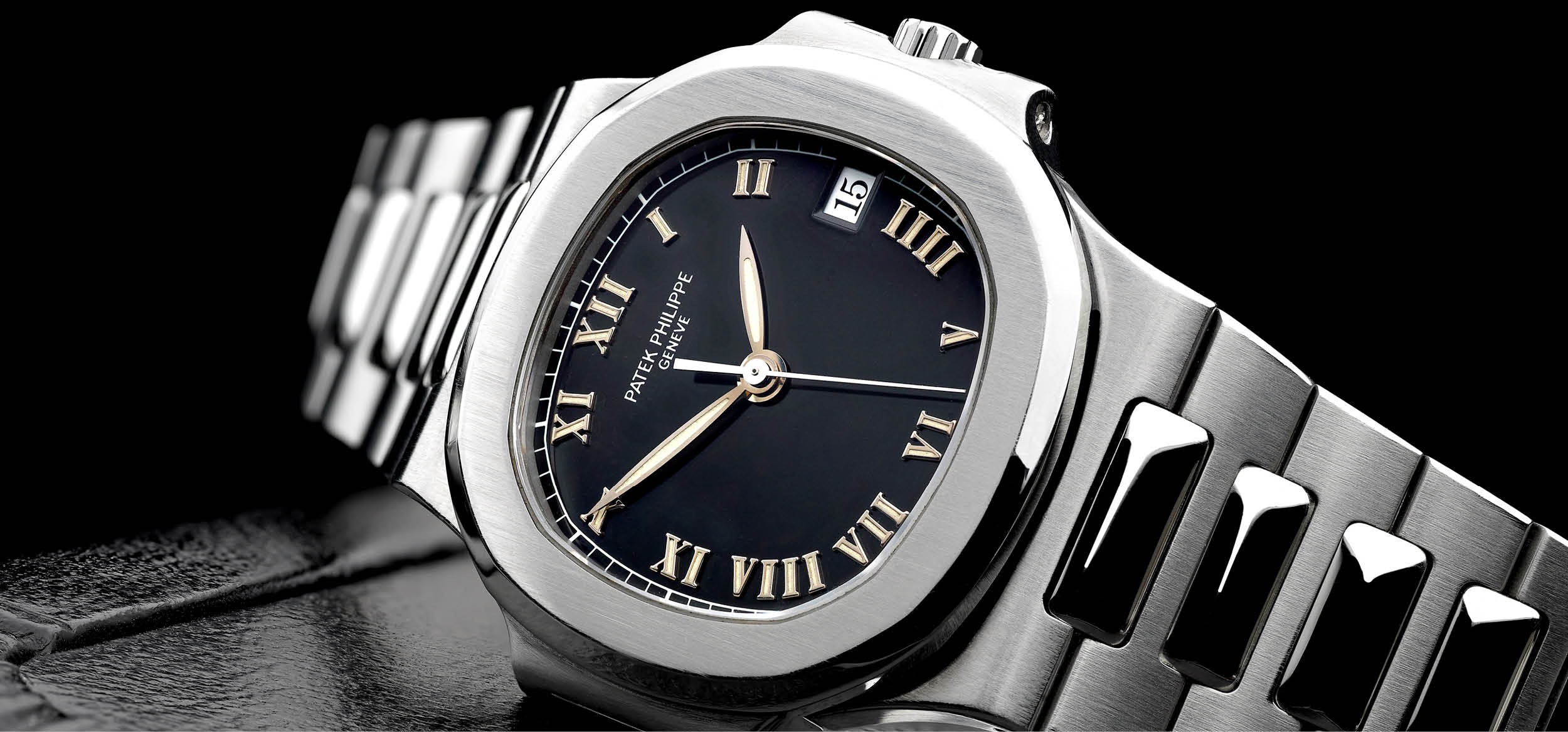 The Cool and Masculine Patek Philippe Nautilus Full Steel Replica Watch