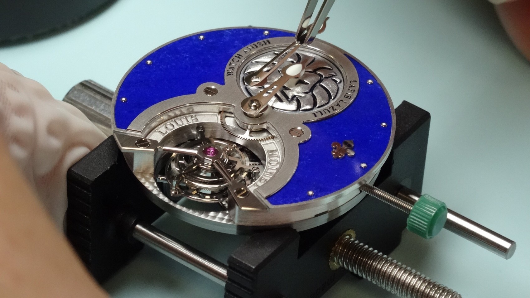 How To Personalise Louis Moinet Tourbillon Replica Watches