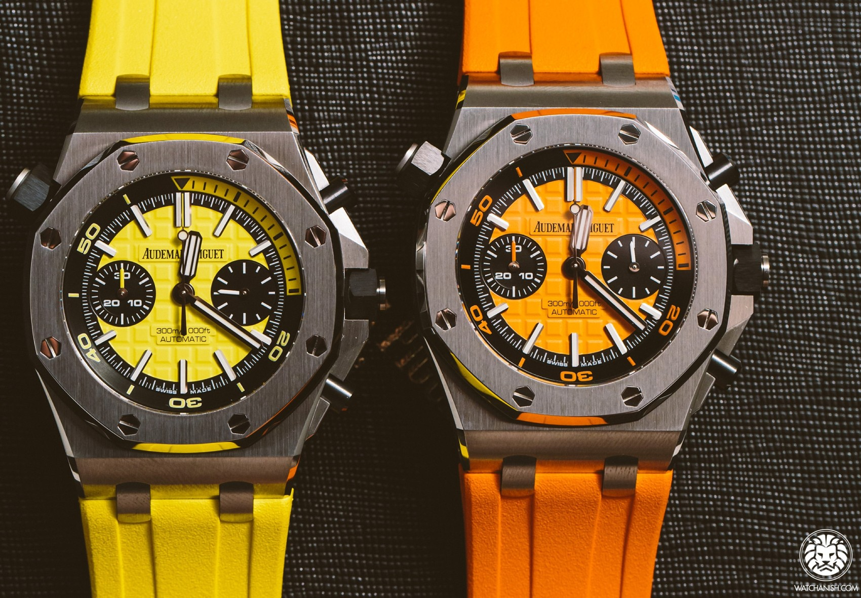 SIHH 2016 : New Audemars Piguet Royal Oak Offshore Diver Chronograph Replica Watch