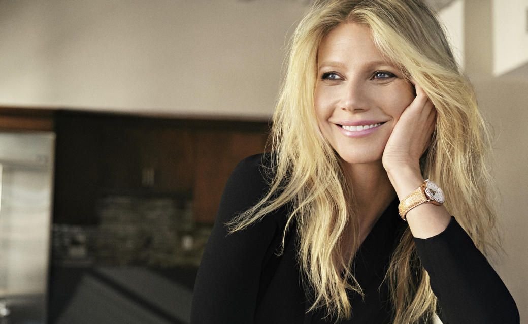 New charity ambassador Gwyneth Paltrow gives her thoughts on the new Delight Automatic in an exclusive interview