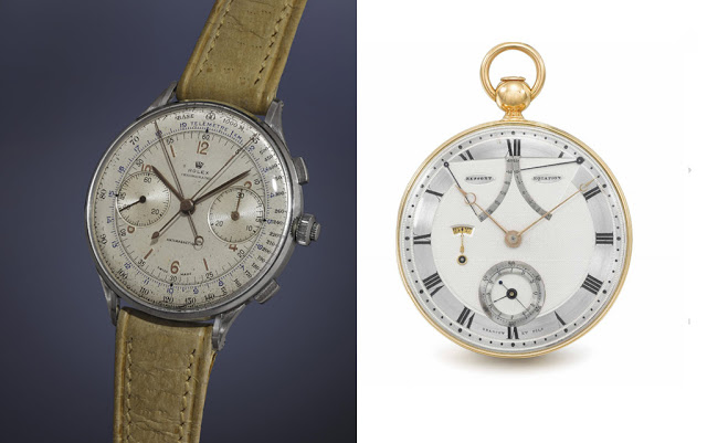 Several Swiss Replica Watches Records At the May auctions in Geneva