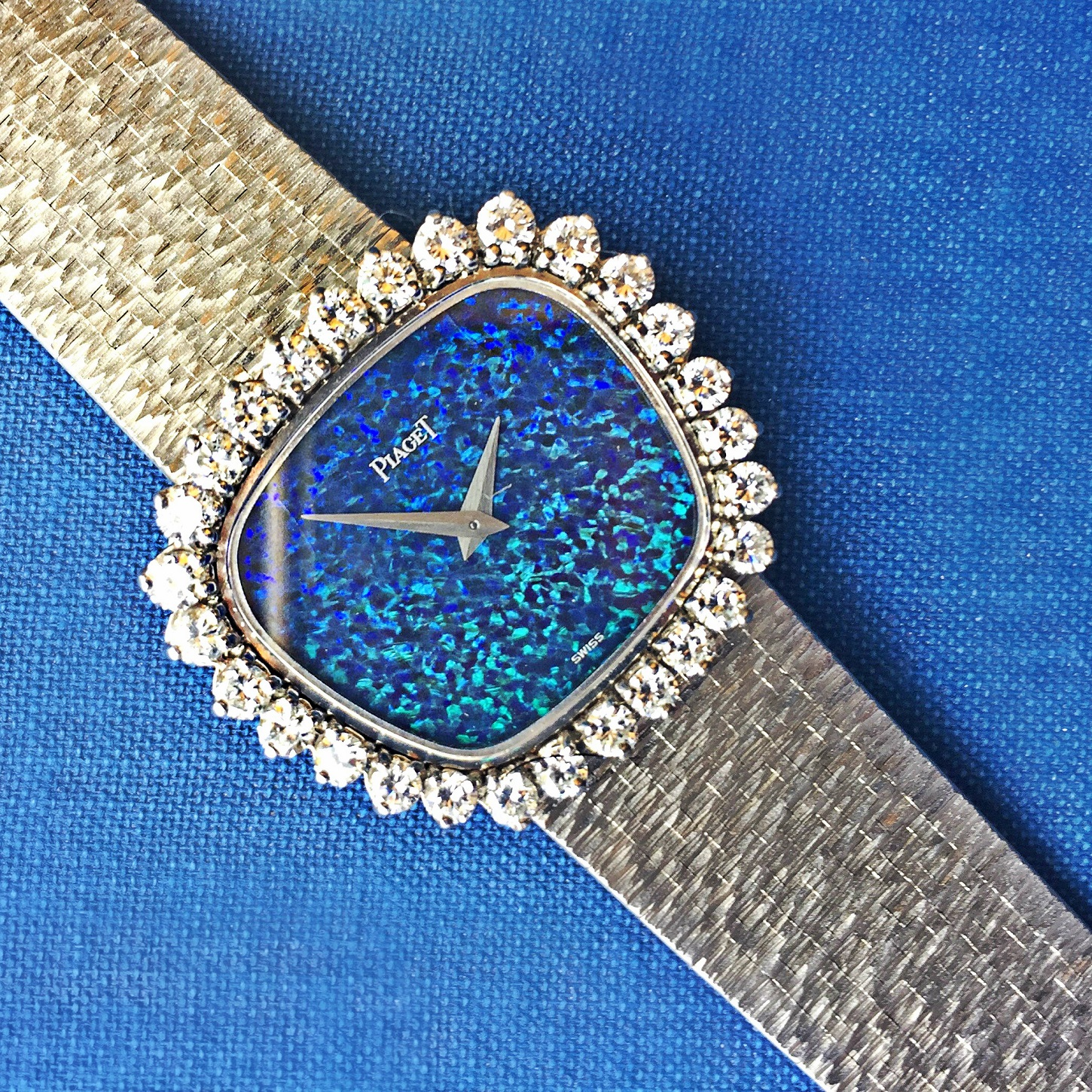 Buy a Piaget Womens Watch with Diamonds