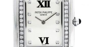 Diamonds Patek Philippe Twenty 4 Replica Watches For Ladies