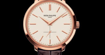 The Luxury And Elegant Patek Philippe Calatrava Replica Watch Sale In Lower Price