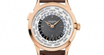 Meet The Unique Replica Patek Philippe World Time 24 Time Zones Watch 5023