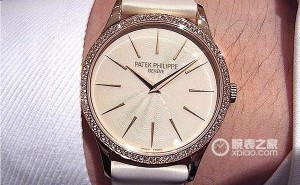 You Will Love This Very Charming Patek Philippe Diamonds Replica Watch For Ladies
