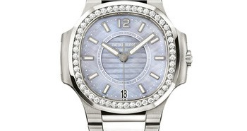 Reviewing Patek Philippe Nautilus Automatic Replica Watch For Ladies Ref.7018/1