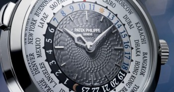 Hands-on Stainless Steel Patek Philippe World Time Ref.5230 Fake Timepiece