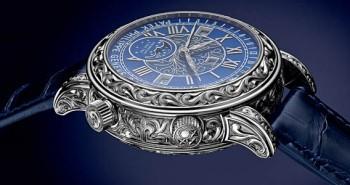 Closer Look At The Impressive Patek Philipee Reference 6002 Sky Moon Tourbillon Replica Watch