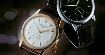 Patek Philippe Calatrava Seconds Subdial Mechanical Fake Watch Ref.5196