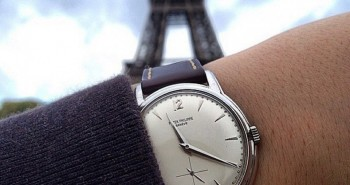 A Young Patek Philippe Calatrava Stainless Steel Replica Watch for Men