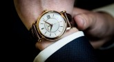 Gorgeous Rose Gold Patek Philippe Calatrava Copy Watch For Men 5153R-001