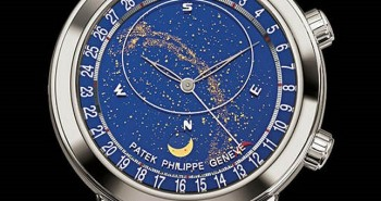 Introducing Patek Philippe Grand Complications Celestial with Date Fake Watch 6102P-001