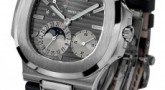 Impressive Patek Philippe Nautilus Moon phases Fake Watch Ref.5712G