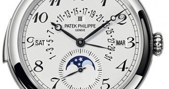 Hand-on Patek Philippe Perpetual Calendar London Limited Edition Replica Watch Ref.5159