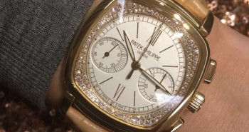 Swiss Fake Patek Philippe Complications Ladies First Chronograph Watch Ref.7071R