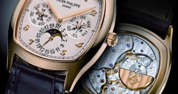 Powerful Replica Patek Philippe Grand Complications Perpetual Calendar Moon Phase Watch Ref.5940