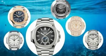 The Perennial Design Classic Patek Philippe Nautilus Fake Watches