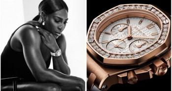 Wimbledon 2016 Rose Gold Audemars Piguet Royal Oak Offshore Chronograph Watch Replica