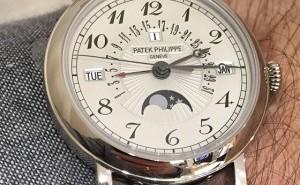 High-efficiency Patek Philippe Perpetual Calendar Moon Phase Fake Watch Ref.5159G-001