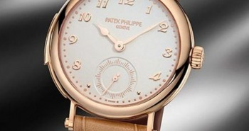 The Rose Gold Patek Philippe Minute Repeater Specific Replica Watch for Angelina Jolie