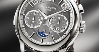 Steel Patek Philippe 5208 Replica Minute Repeater Monopusher Chronograph Perpetual Calendar Watch