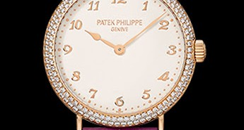 New Patek Philippe Calatrava 7200R Replica Watch with Diamonds Bezel