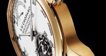 Introducing The 18K Yellow Gold Chopard L.U.C. Tourbillon Wrist Watch Replica Ref. 161929-5001