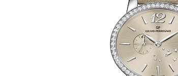 Reviewing The Perfect Steel Girard-Perregaux Cat's Eye Watch for Women