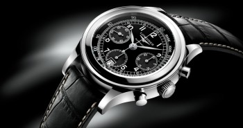 Promotion: Longines Heritage 1942 Chronograph 180th Anniversary Steel Watch