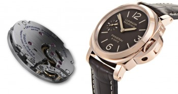 Swiss Luxury Rose Gold Fake Panerai Luminor Marina 8 Days Watch Ref. PAM00511