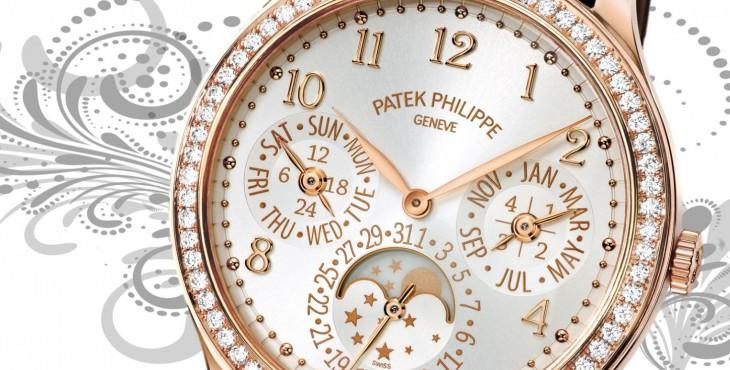 Meet The Rose Gold Diamonds Patek Philippe Ref. 7140 Ladies First Perpetual Calendar Watch Replica