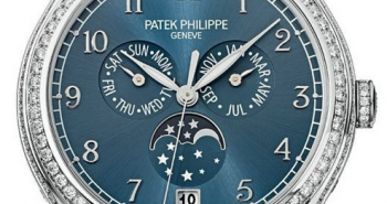 Buy Best Quality Patek Philippe Perpetual Calendar Moon Phase Rose Gold Steel Watch Replica