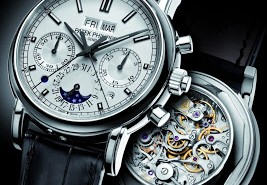 Grand Complicated Patek Philippe Ref. 5204 Split-Seconds Chronograph Copy Watch