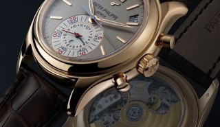 To Buy The Best Rose Gold Patek Philippe Annual Calendar Chronograph Ref. 5960R Replica Timepiece