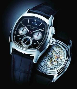Patek Philippe Split-Seconds Monopusher Chronograph watch repilca