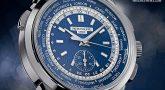 Swiss Patek Philippe Universal Time Chronograph Ref.5930 Replica Watch For Men