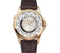 High-efficiency Rose Gold Patek Philippe World Time Wrist Watch Replica