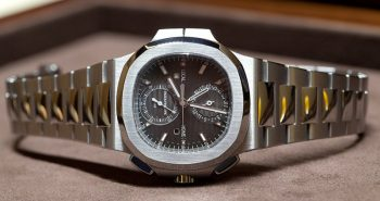 Reviewing The Perfect Patek Philippe Nautilus 5900/1A Travel Time Chronograph Replica Watch