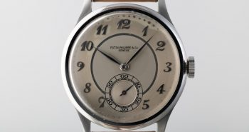 To Buy Stainless Steel Patek Philippe Small Seconds Replica Wristwatches Ref.530