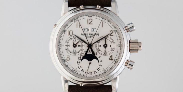 Patek Philippe Grand Complications Perpetual Calendar Split-Second Chronograph replica