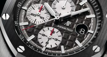 Swiss 7750 Valjoux Audemars Piguet Introduces Facelifted Royal Oak Offshore Chronograph 44mm, Including First-Ever Titanium Model Replica Wholesale